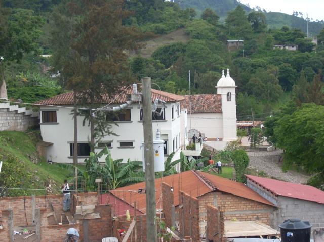 Valle de los Angelos, Honduras